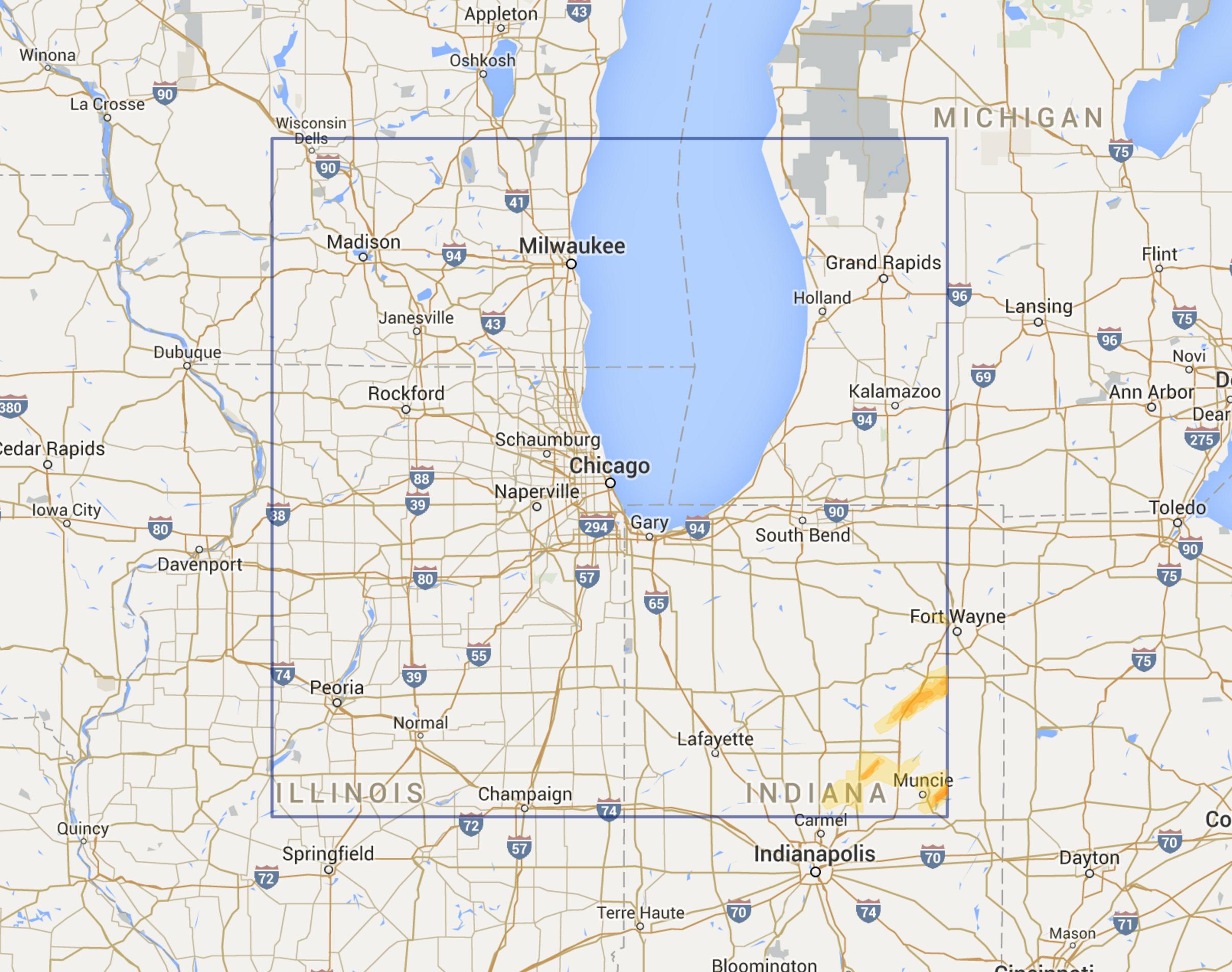 Chicago IL Region