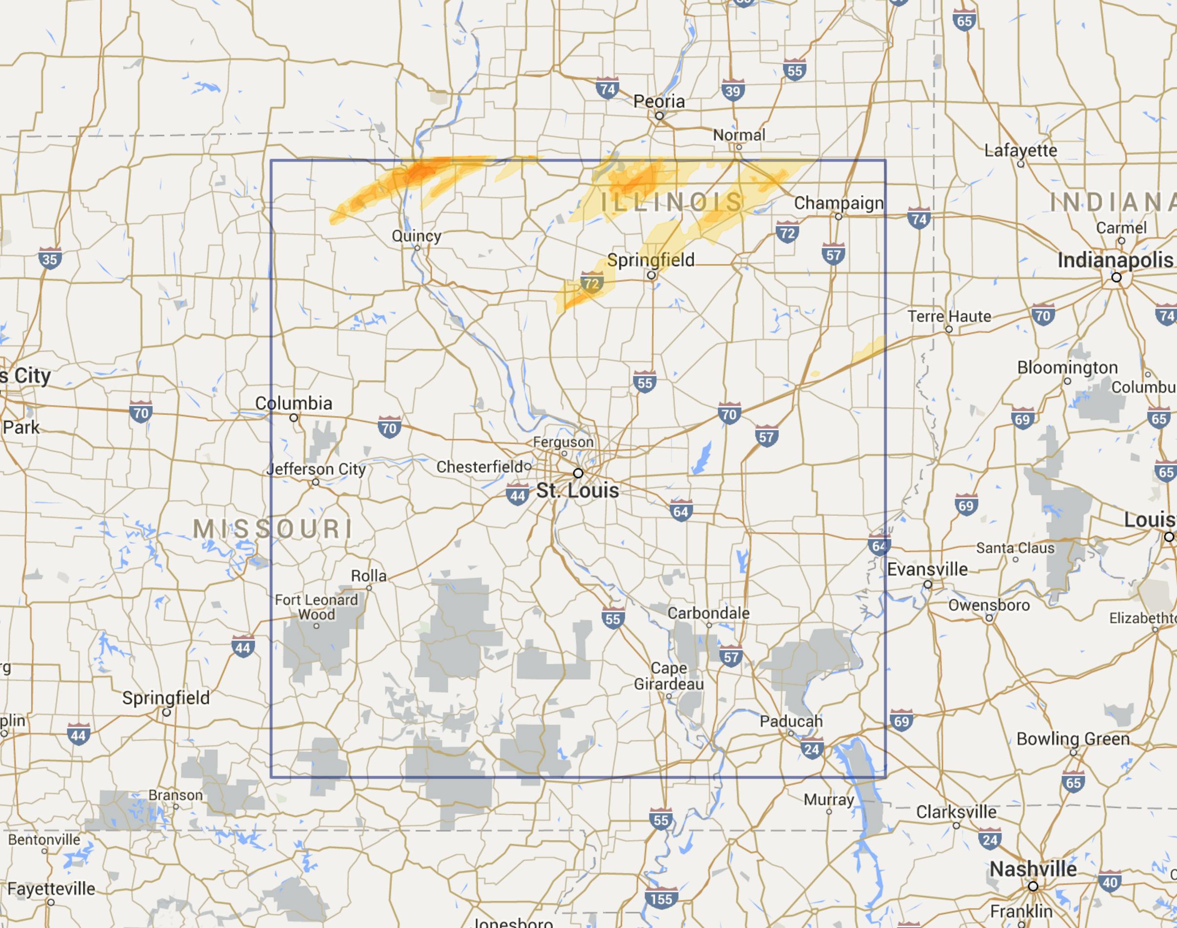 Saint Louis MO Region