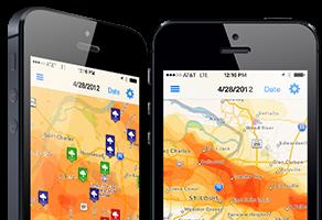 Interactive Hail Maps Interactive Hail Maps   Never Miss a Hail Storm